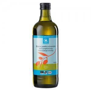 urtekram ekstra jomfru olivenolie