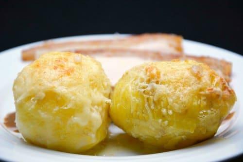 hasselbagte kartofler
