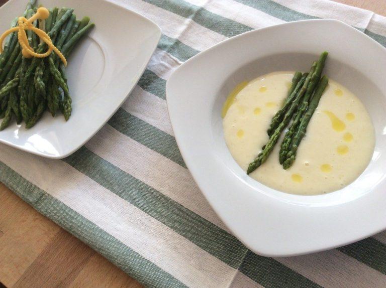aspargessuppe