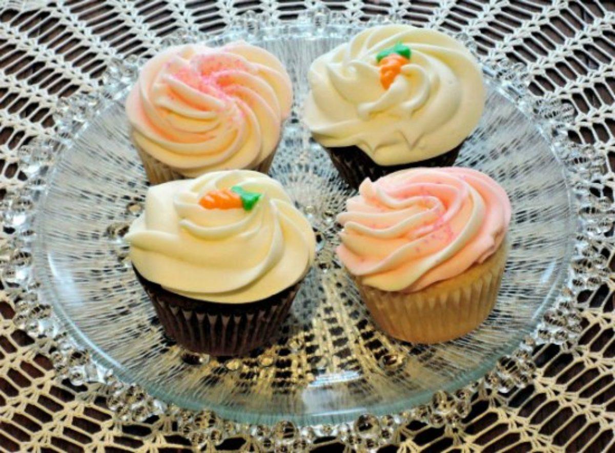 63 grader nord: Hvordan pynte cupcakes, eller muffins
