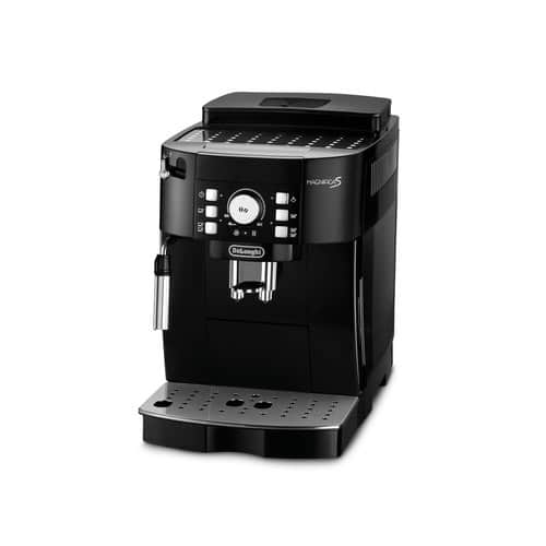 delonghi magnifica s test og anmeldelse af espressomaskine. Black Bedroom Furniture Sets. Home Design Ideas