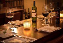 romantisk middag valentinsdag