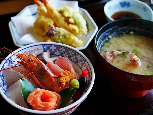 japanske madretter