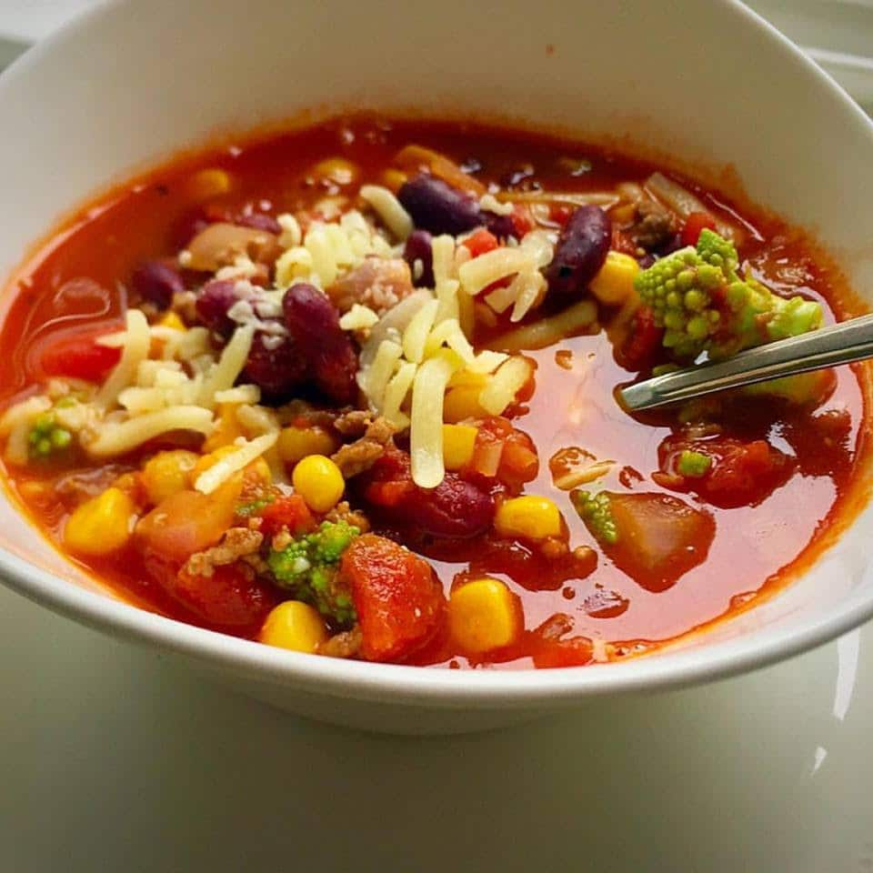 tacosuppe