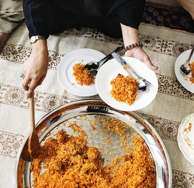 Biryani opskrift (med kylling) - Lækker og nem mellemøstlig gryderet ca. 50 minutter