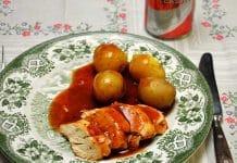 Kylling i cola