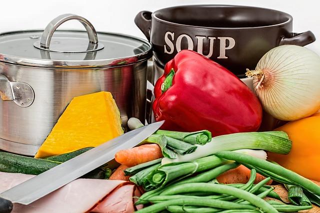 Få flere grøntsager i retterne