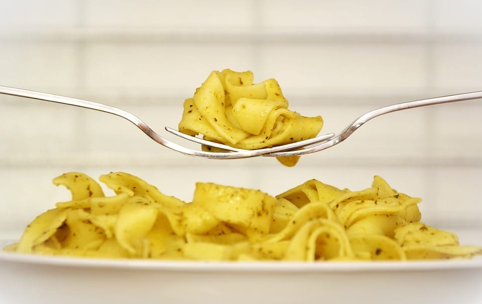 Den bedste one-pot pasta med rødvin