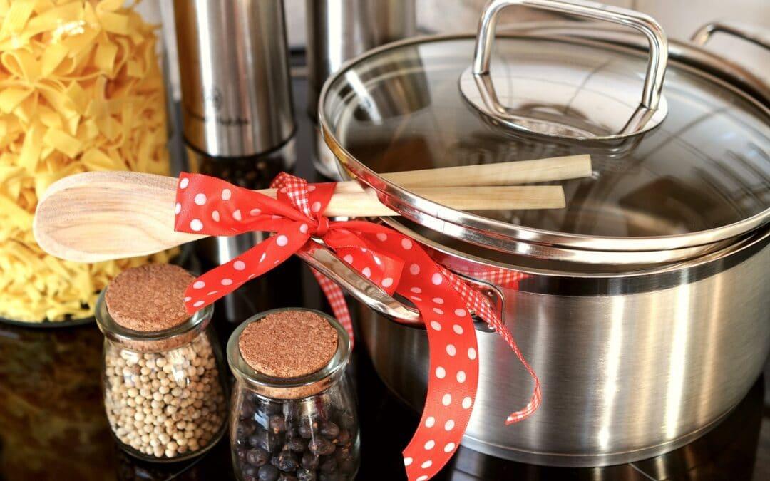 Brug for lidt ekstra for at købe nyt køkkengear?