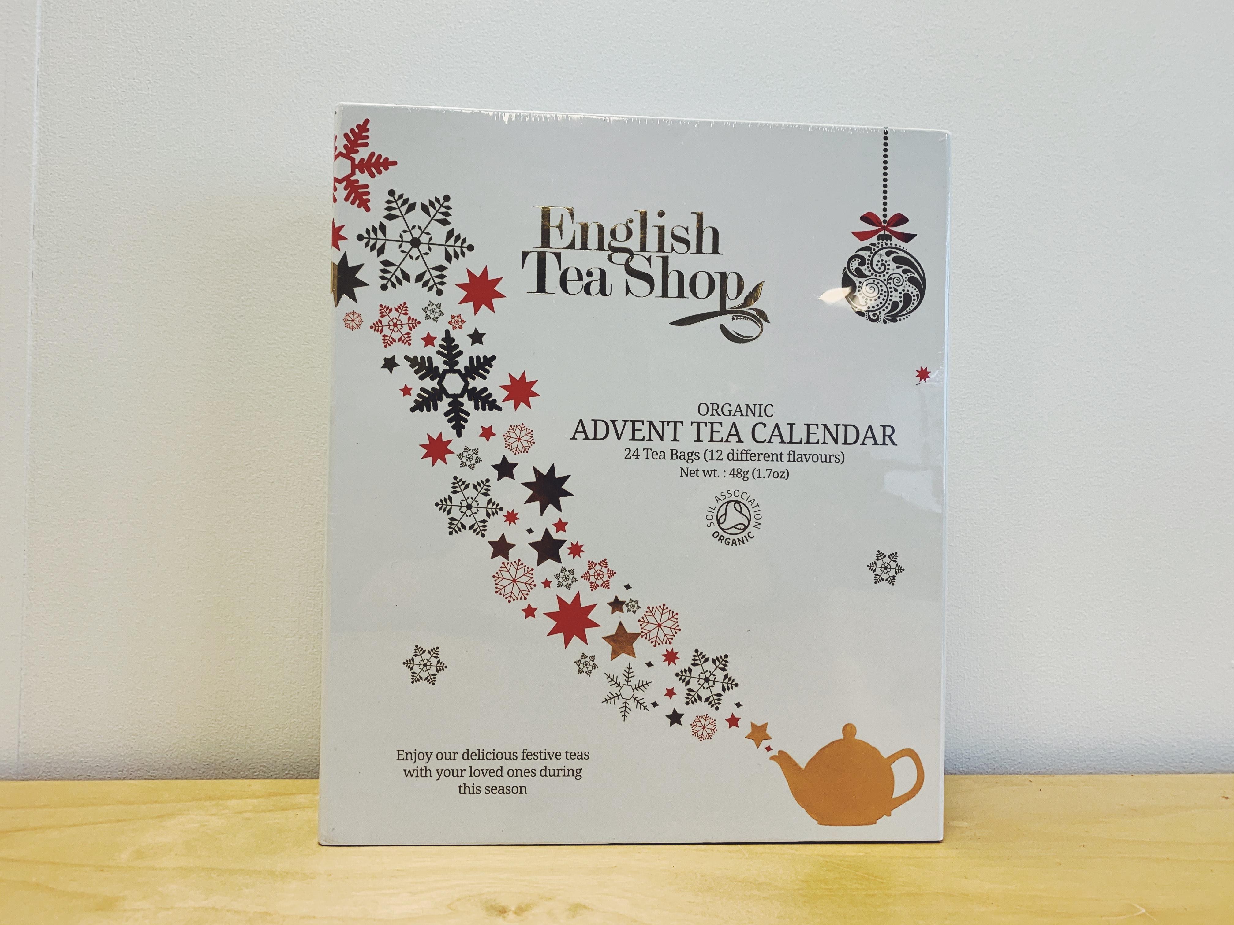 English Tea Shop julekalender