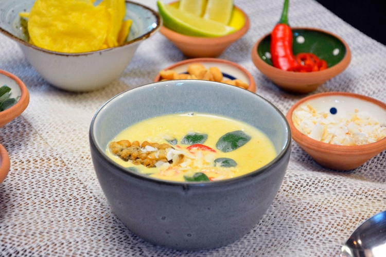 Majssuppe